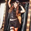 ハロウィン コスプレ ポリス レディース costume【コスチューム】SWAT スワット 7点セット(10月上旬〜順次発送)