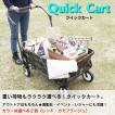 カート 運搬 運動会 イベント 行楽 ペット 移動 全2種類 QUICK CART クイックカート AZ2-184 CRT-998
