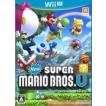 New スーパーマリオブラザーズU 〔 WiiU ソフト 〕《 中古 ゲーム 》
