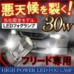フリード GB3 GB4 LED フォグランプ H8 30W OSRAM