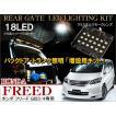 フリード GB3 GB4 GP3 ラゲッジランプ LED 増設キット