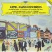 マルタ・アルゲリッチ、ベロフ、アバド、LSO / ラヴェル:ピアノ協奏曲、左手のためのピアノ協奏曲、古風なメヌエット、クープランの墓 他 [CD]