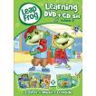 リープフロッグ Leap Frog DVD3枚+CD1枚セット 北米版DVD Learning DVD+CD set フォニックス入門編としてもお勧めです