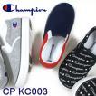 チャンピオン キッズ Champion CP KC003 ブラックモノグラム・グレー・ネイビー/レッド