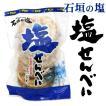 塩せんべい 石垣の塩 7枚入 沖縄 お土産 お菓子