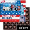 アメリカ お土産アメリカ マカダミアナッツチョコ30粒入6箱セットアメリカ