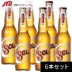 メキシコ お土産 SOL ソルビール 330ml 6本セット