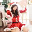 コスプレ ねこチャンサンタ コスチューム大人用 衣装 クリスマス