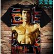 ブルース・リー(李小龍) Tシャツ 黒3