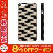 iPhone6s ケース Ikins アイキンス iPhone 6 / 6s 天然貝ケース Cube ブラックフレーム I5212i6 ネコポス送料無料
