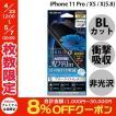 iPhone 11 Pro / XS / X 保護フィルム LEPLUS  iPhone X SHIELD・G HIGH SPEC FILM  3D Film・ブルーライトカット・衝撃吸収 ネコポス可