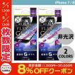 iPhone8 / iPhone7 ガラスフィルム Simplism iPhone 8 / 7  FLEX 3D  ゴリラガラス 反射防止 複合フレーム 0.54mm シンプリズム ネコポス可