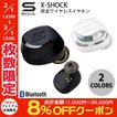 完全ワイヤレス イヤホン 独立 SOUL X-SHOCK 完全ワイヤレス Bluetooth 5.0 イヤホン  ソウル ネコポス不可