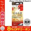 LEPLUS ルプラス iPhone 11 Pro Max / XS Max ガラスフィルム 覇龍 日本品質 スタンダードサイズ 高光沢/0.33mm GLASS PREMIUM FILM ネコポス送料無料