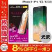 iPhoneXS / iPhoneX 保護フィルム エレコム ELECOM iPhone XS / X ガラスコートフィルム PM-A18BFLGLP ネコポス可