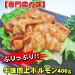【専門店秘伝の味】肉の日限定商品!激旨☆ 牛味噌上ホルモン400g