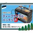 EB65ディープ サイクル バッテリ