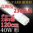 LED蛍光灯 40W形 2300Lm  120cm 昼白色 120A