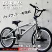 BMX ストリート 自転車 20インチ BMX 街乗り ペグ ジャイロ  BMX ハンドル