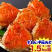 かに カニ 蟹 ズワイガニ ボイル| 北海道紋別浜茹で ずわい甲羅みそ1.5kg超