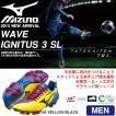 現品限り サッカースパイク ミズノ MIZUNO メンズ ウエーブイグニタス3SL 得割40
