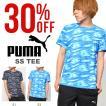 半袖 Tシャツ プーマ PUMA SS TEE メンズ 吸水速乾 半袖Tシャツ ランニング ジョギング トレーニング ウェア 2016秋新作 30%off