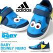 ベビーシューズ スニーカー アディダス adidas BABY DISNEY ニモ キッズ 子供 こども ベルクロ ディズニー ドリー 子供靴 ベビー靴 得割40