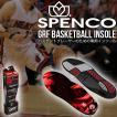 NBAマイアミヒートのメディカルドクターとSPENCOの共同開発 スペンコ バスケットボール 専用 インソール 中敷 足元から最高のパフォーマンスを