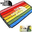 タオル THE NORTH FACE ザ・ノースフェイス Mt Rainbow Towel Lマウンテン レインボー タオルL 65cm×120cm nnb01907 バスタオル