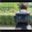 ブロッサムリュックキャリー Mサイズ キルティングブラック ペット用キャリーバッグ