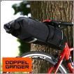 DOPPELGANGER (ドッペルギャンガー) インストールサドルバッグ ブラック DBS399-BK