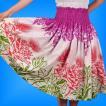 フラダンス衣装パウスカート 1604