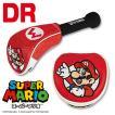 【送料無料】スーパーマリオ ヘッドカバードライバー用(DR用) マリオ