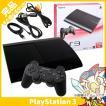 PS3 プレステ3 PlayStation 3 250GB チャコール・ブラ...
