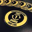 LOOP1 YELLOW STICKER - 阪神高速環状線 イエロー ステッカー / HONDA CIVIC シビック JDM USDM VTEC