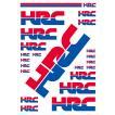 HRC ステッカーキット ホンダレーシング 82049-N99-000