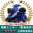 電動ミニカー  電動4輪 シルドLX4W(ブルー) アクセス製