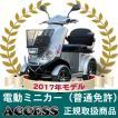 電動ミニカー  電動4輪 シルドLX4W(シルバー) アクセス製