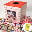 飴と明治お菓子色々すくいどり 500個
