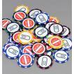 excors エクスコアーズ Poker Chip Ballmarker