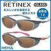 HOYA RETINEX レチネックス サングラス 遮光レンズの眼鏡