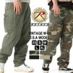 ロスコ カーゴパンツ M-65 迷彩 メンズ 大きいサイズ USAモデル 米軍|ブランド ROTHCO|ミリタリー 迷彩