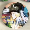 ジャック・ドゥミ バッジ ロバと王女 ロバの皮 Badge Peau d'Ane