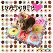 web限定!イタリアferplast社 ファープラスト ラブドーナツ LOVE DONUTS 洗える ベット クッション