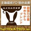 「ユメミルうさぎ」北海道産パン用小麦粉 10袋セット