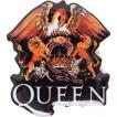 クイーン Queen グッズ - Crest - Pin multicolored