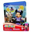 ミッキーマウス Mickey Mouse フィギュア Disney Clubhouse Minnie with Elephant Figure 2-Pack