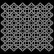TCWステンシル 608-0160 12×12インチ Marakesh