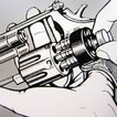 (取寄品)スピードローダー リボルバー用 弾丸の装填に マグナム モデルガンにも HKS社製(18xhg)