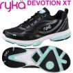 RYKAライカ DEVOTION XT (ブラック×ミント) F0180M-6004(22.5〜26.5cm/レディース/メンズ)ディボーションエックスティー